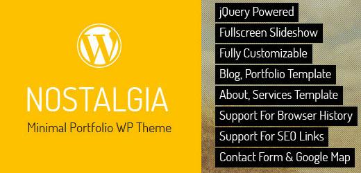 10 Of The Most Creative Premium WordPress Themes of 2012
