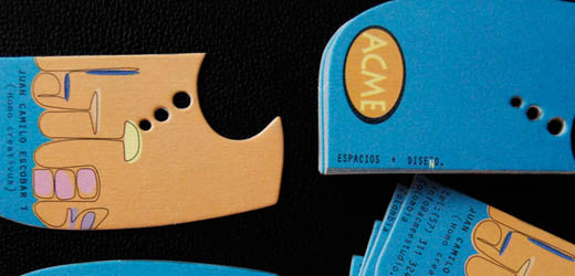 10 Of The Most Stunning Business Card Designs