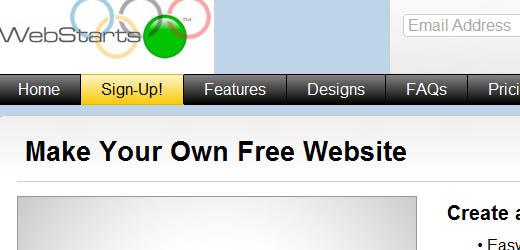 10 Best Free Website Builders of 2012