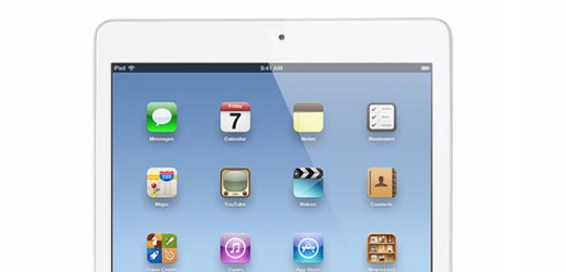 How The iPad Mini Will Affect Webmasters