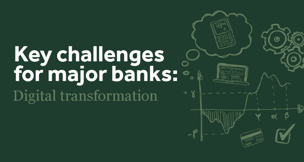 Digital Transformation in the Finance Industry