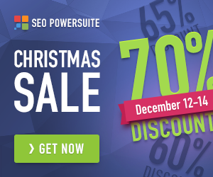 SEO Powersuite Banner